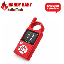 Original HANDY BABY JMD V8.2.1 English/Spanish CBAY Auto Key Programmer for 4D/ID46/ID48/G Chip Car Key Copy Clone Machine