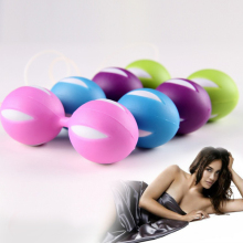 Silicone Vaginal Shrink Women Geisha Ball for Trainer Vibrators A6