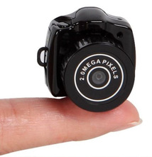 New Tiny Mini Micro Camera Camcorder 640X480 Cam Video Recorder DV Web cam Webcam mini camara espia