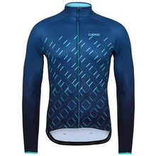 CUSROO 2017 new man Long sleeves cycling jersey custom made guy summer bike clothing boy sports cycling MTB CYCLING JERSEY