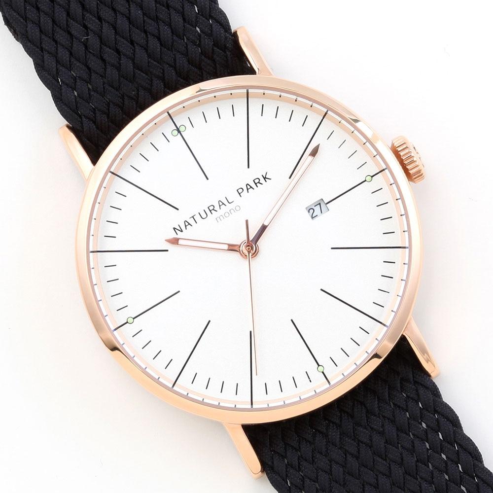 2016 New Top Brand NATURAL PARK Men Watches Luxury Watch Fashion Casual Watch Quartz-Watch Relojes Mujer Montre Femme<br><br>Aliexpress