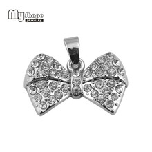 Buy shape 10Pcs/lot 25*15mm Crystal rhinestone charms Accessories bracelet making butterfly charms pendants DIY Jewelry for $8.44 in AliExpress store