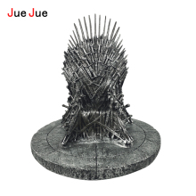 JueJue The Iron Throne 17cm Game Of Thrones A Song Of Ice And Fire Figures Action & Toy Figures One Piece Action Figure