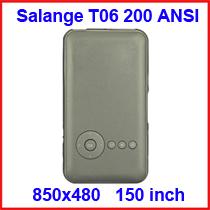 4.4 Salange T06 phone projector