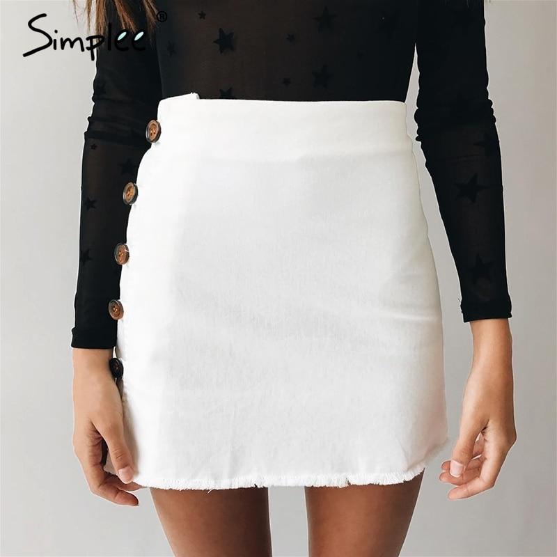 Popular Short White Pencil Skirt-Buy Cheap Short White Pencil ...