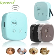 CARPRIE Smart  Smallest GPS Tracker Long Standby Time SOS Dual Talk Platform Jun.20