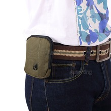 Military Coin Case Tactical Utility Belt Pouches Mini Key Pouch Practical Hunting Fanny Pack
