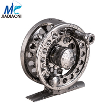 JIADIAONI Stainless Steel High Quality Fly Fishing Reel 2+1BB Right Left Handed Fishing Reel Fishing Tackle