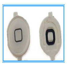 10PCS/LOT New Home Button Key For iPhone 4 4G 4S High Quality White Black Home Back Menu Button Return Keypad Repair Parts