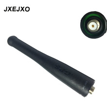 JXEJXO UHF Short Stubby Antenna for Motorola Walkie Talkie for XiR P8668 P8608 P6600 P6620 GPS C0017