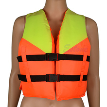 Youth Kids Polyester Life Jacket Foam Vest Swimming Boating Kayak Sailing Ski