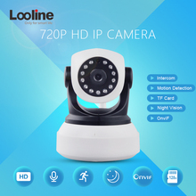IP Camera Wi-fi Wireless WIFI CCTV Camera Baby Monitor Indoor Webcam alarm Support 128G TF Card Security Surveillance Camara(China)