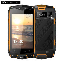 "Free Gift AGM A7 4G Mobile Cell Phone 4.0"" Waterproof IP68 2GB+16GB MSM8909 Quad Core Android 6.0 OTG GPS 8MP Rugged SmarPhone"