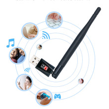 W53/RT5370 Hot Sale 150M Wireless WiFi Adapter Wifi Antenna Top Quality Computer Network Adapters Wifi Antena Free Shipping