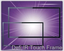 DefiLabs 10 Touch points 55 Inch Infrared Touch Screen Frame overlay(China)