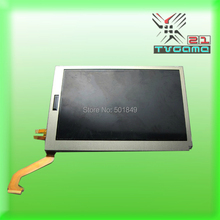100% original New top LCD Display Screen for 3DS in STOCK,Game Spare Parts Upper LCD Screen For 3DS