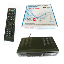 Digital HD Satellite DVB-T2 DVB-S2 combo TV Receiver Support IPTV YouTube CCCAM IKS Bisskey WIFI Dongle DVB T2 USB TV Tuner(China)