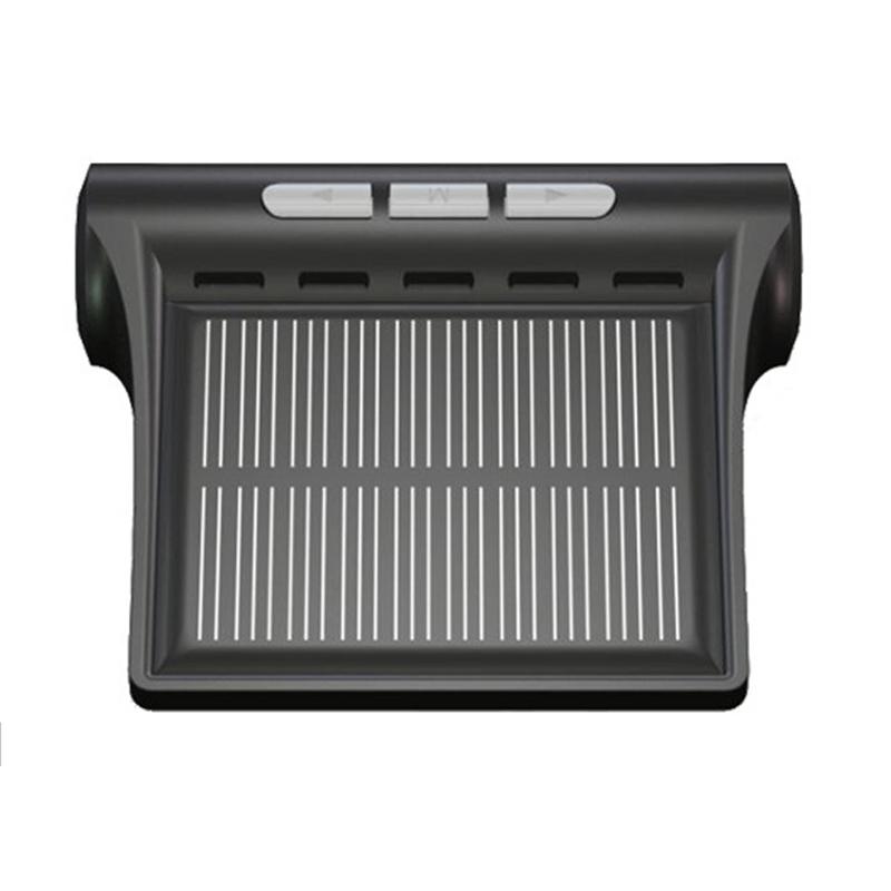 TPMS Solar Wireless Car Tire Pressure Indicator 4 External Sensor Energy Display LCD Screen Car Alarm System 1 (3) -