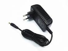 12V AC Adapter DC Wall Power Charger For Sylvania SDVD7014 B Portable DVD Player