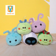 Kawaii Cute Tsum Tsum Mini Plush doll Animal and Movie Character Dolls Toys Princess Toy Cartoon Screen Cleaner Toy kids gift