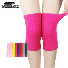 Breathable Warm Towel Non-slip Dance Ski Knee Pads Outdoor Sports Leg Sleeve Kneelet Soft Knee Pad Knee Support Brace Protector(China)