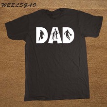 WEELSGAO Cool Casual Men'S Basketballer Dad Fitted Short Printing Machine O-Neck T Shirts
