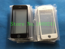 50pcs/lot Front Screen Lens Outer Glass For iPhone 5 5s 5c SE Replacement Repair Part high quality