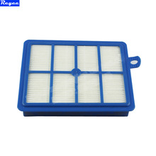 1 Piece Replacement H12 HEPA Filter for PHILIPS Electrolux EFH12W AEF12W FC8031 EL012W 100% Brand New Free Post Blue Filters(China)