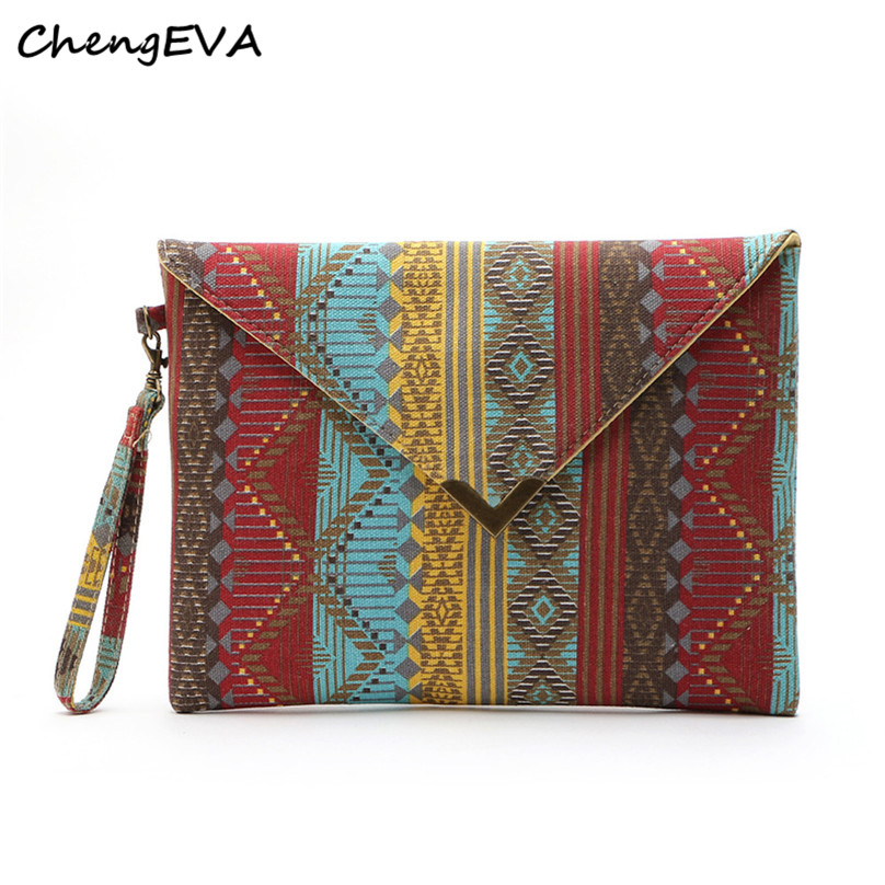 ChengEVA 1PC Hot Sale Attractive Elegant Womens Fashion Women Envelope Clutch Handbag Purse Tote Ladies Bag Nov 6<br><br>Aliexpress