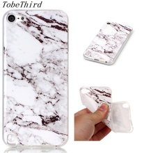 For  iPod Touch 6 Case Silicone Soft TPU Back Cover iPod Touch 5 Case Marble Pattern For iPod Touch 5 6 Phone Case