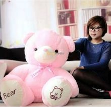 Fancytrader 39'' / 100cm Super Lovely Jumbo Plush Teddy Bear Toys, 4 Colors Available! Nice Gift, Free Shipping FT50073