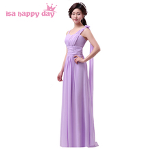 mixed most beautiful lavender purple bridesmaid womens bridesmaids floor length long dresses bride maid dress under $50 H2434