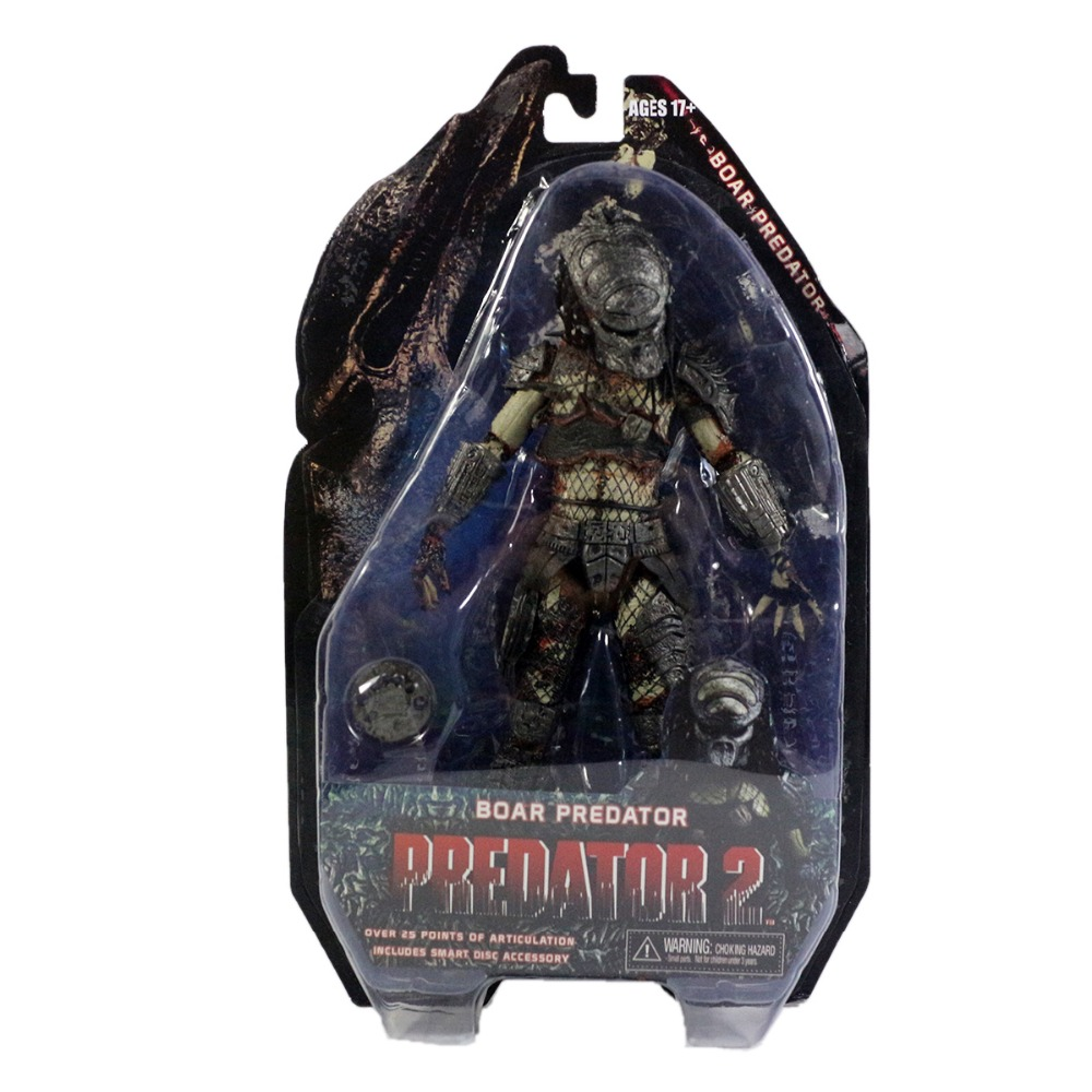 PREDATOR 2 Series 4 Boar Predator 8 Action Figure Free Shipping<br>