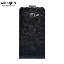 LIHAIJUN 5 Colors For Samsung Galaxy Star Pro GT-S7262 Case Flip Pu Leather Case For Samsung GT-S7262(China)