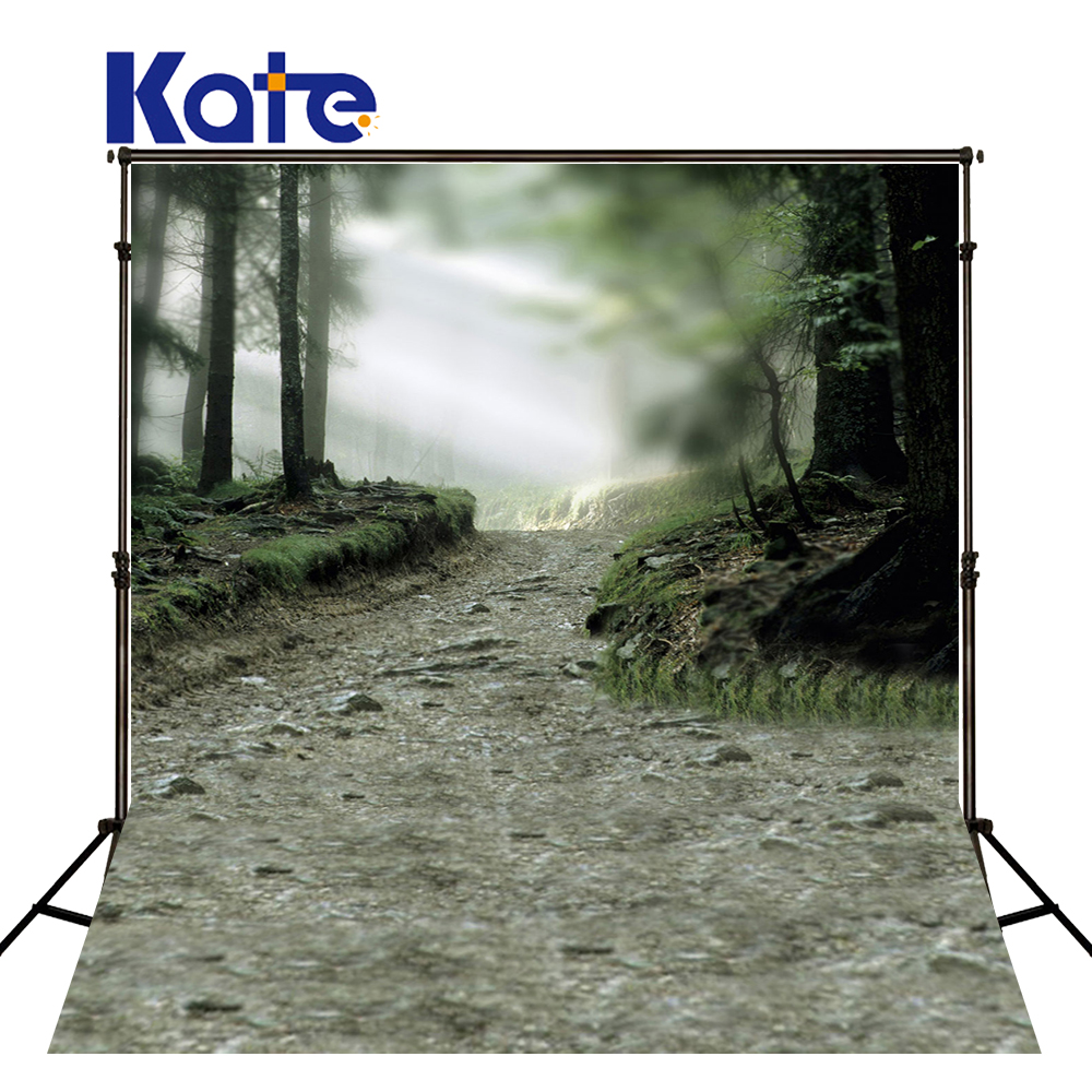 600Cm*300Cm Fundo Woods Road Of Life3D Baby Photography Backdrop Background Lk 1833<br>