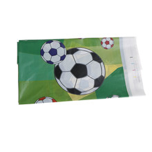 Disposable Plastic Table Cloth Football Sport Table Cover Waterproof Tablecloth For Kids Birthday Party Decoration 180*108cm(China)