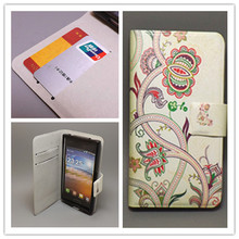 New Ultra thin Flower Flag vintage Flip cover for Samsung Galaxy SII 9100 S2 i9100 Cellphone Case Freeshipping