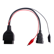 Hot Sale 100% original Professional Factory Price for Fiat 3pin for Alfa for Lancia to 16 Pin Diagnostic Cable