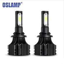 Oslamp 9006 Headlights Cree XHP50 Chips Single Beam HB4 LED Car Headlight Bulbs 72W For SUV Fog Lamp Automotive bulb Headlamp