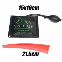 KLOM PUMP WEDGE LOCKSMITH TOOLS Medium Size Auto Air Wedge Airbag Lock Pick Set Open Car Door Lock