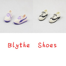 Free shipping  Blyth doll rubber shoes  suitable for 1/6 normal body doll Factory Blyth