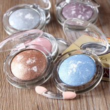 Different New Fashion Professional Natural Pigment Eyeshadow Palette Cosmetic Makeup Eye Shadow