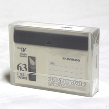 One Blank Authentic SP63 / LP94 Minutes AY-DVM63SQ DVM63 PBrand Mini DV Digital Video Recording Cassette Tapes.(China)