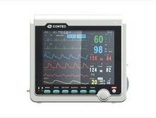 CE FDA ICU Patient Monitor  Vital Signs Monitor CMS6000B with Printer And ETCO2  medical equipment  equipos medicos   contec cms