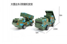 World war ii military model toys,Wheeled armored vehicles radar, the modern military sand table model(China)