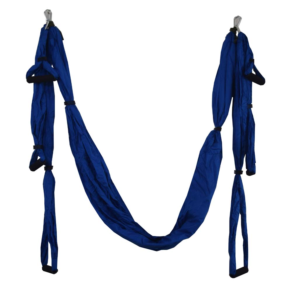 Yoga Hammock Swing Latest Multifunction Anti-gravity Yoga hamack belts for yoga training<br>