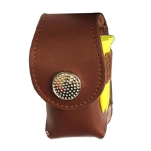 Golf Small Pockets Accessories Bag Gift Bag Color: coffee(China)