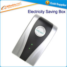 Hot selling SD001 28KW Electricity Saving Box EU Plug Electric Saver Device Power Factor Saver Electronic Energy Power Saver(China)