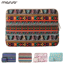 Mosiso 11.6 13.3 15.4 inch Women Sleeve Bag Case for Apple MacBook Air 11 13 Pro 13 15 Lady Notebook Handbag(China)