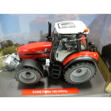 Original NEW Weise-toys 1/32 Scale Diecast Metal Agricultural Tractor Engineering Car Models Toys for Children Same Fortis 190 I